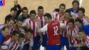Falcão recebe camisa 12 do Paraguai em seu ultimo jogo pela Seleção Brasileira de Futsal 2
