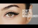 HOW TO Perfect Winged Eyeliner 8 Steps for Perfect Cat Eye Everytime