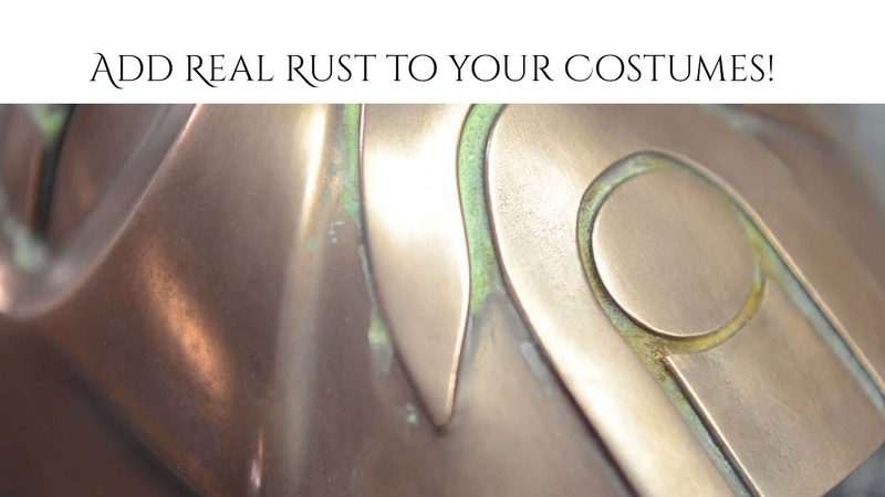 Prop Shop - Add Real Rust to Your Props and Costumes!