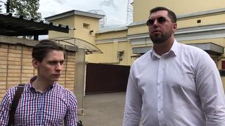 Члены ОНК у «Лефортово» о недопуск нотариуса.