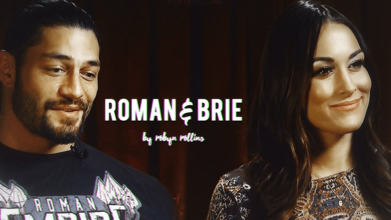 Roman reigns brie bella ~ on my own