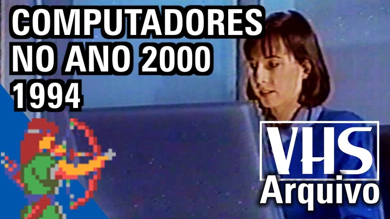 Computadores no Ano 2000 Matéria de 1994