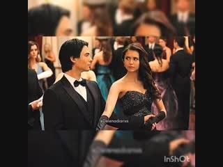 Damon and Elena forever  🎬the Vampire Diaries
