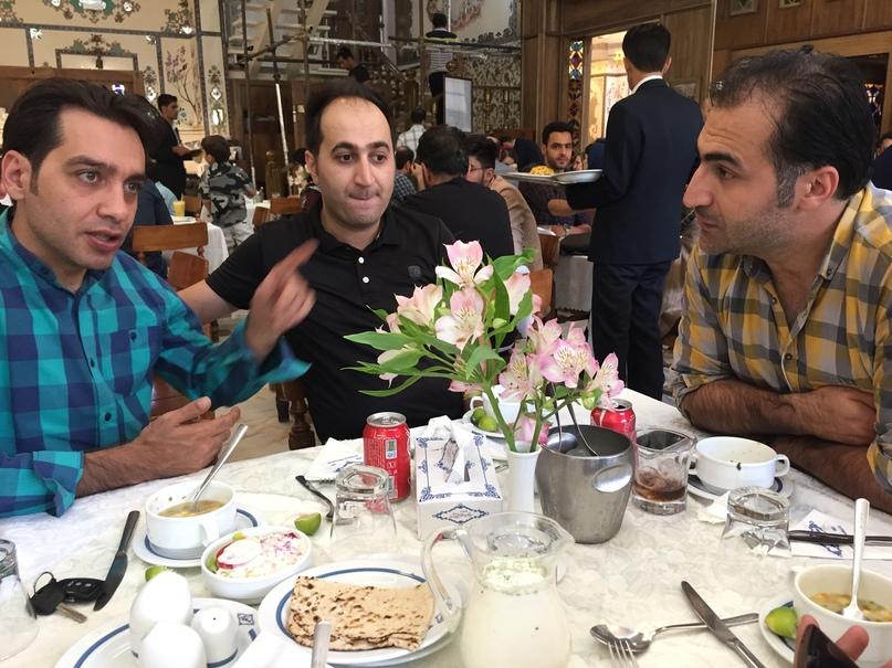 Путешествие в иран часть 9