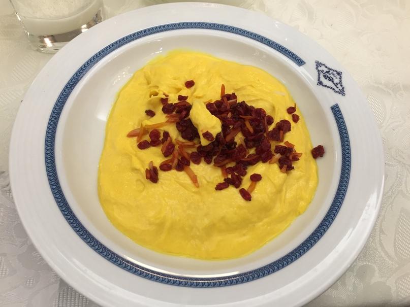 Путешествие в иран часть 9. Десерт Horeshte mast — мясо баранины с йогуртом и шафраном