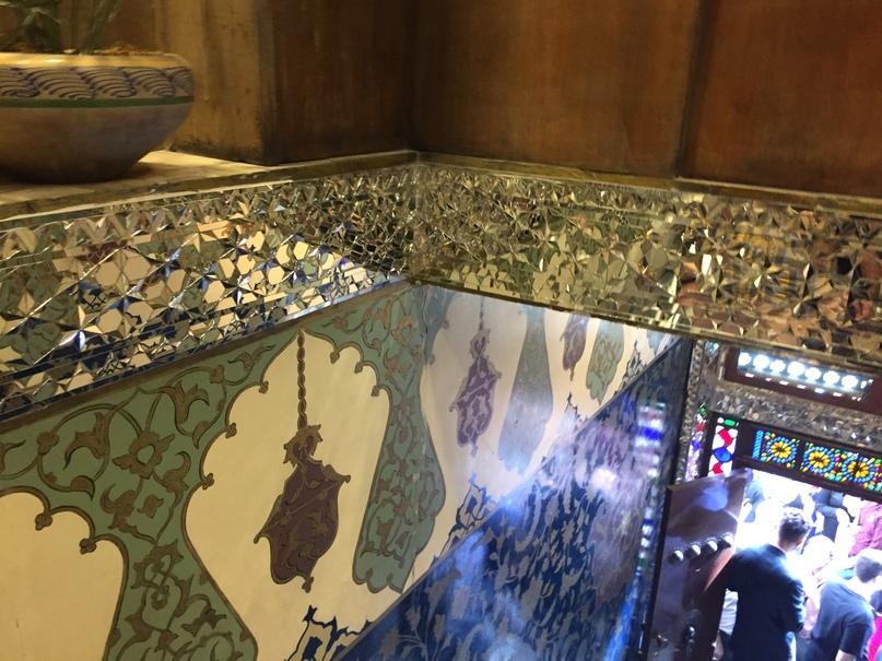 Путешествие в иран часть 9. Отделка ресторана