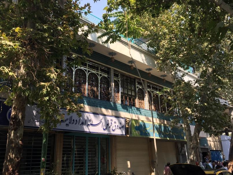 Путешествие в иран часть 9. Ресторан с улицы