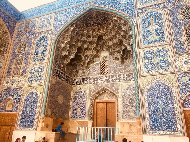 Путешествие в иран часть 9. Мечеть на площади