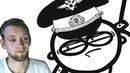 САМЫЙ ПАЦАНСКИЙ РЭП анимация Реакция на Мармажа