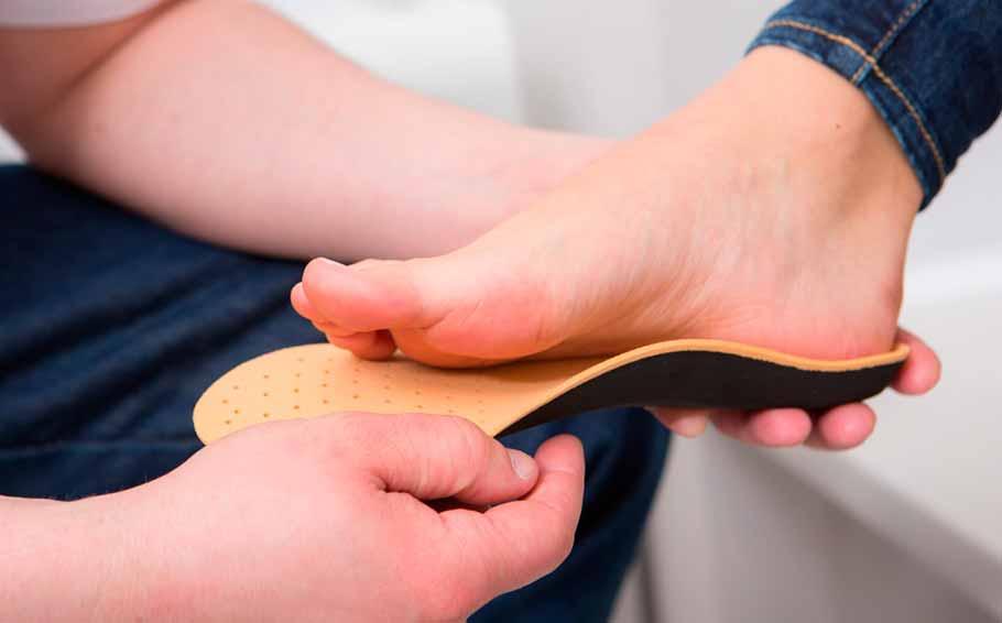 Как выбрать лучшие ортопедические вставки для обуви?