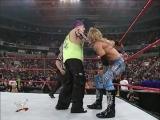 WWF RAW IS WAR 5.21.2001 Jeff Hardy Eddie Guerrero with lita vs Edge &amp Christian