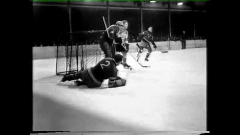 1947 CSR-Sweden 1-2 score Vladimír Zábrodský