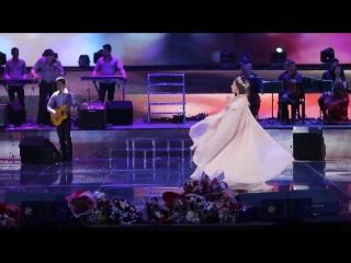 Dildora Niyozova - Kozlaringga nur bolay nomli konsert dasturi 2018 yil