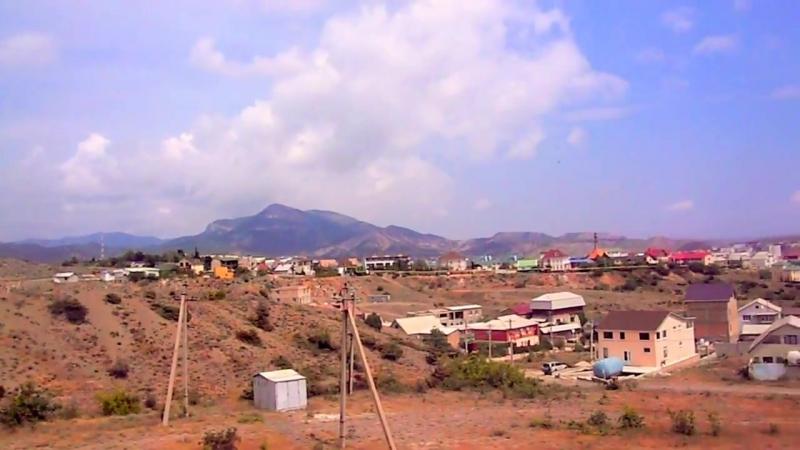 Окрестности мини-отеля Александр-Крепость в городе Судак в Крыму
