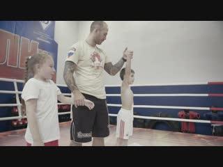 Турнир по боксу в СПК ''Ярополк'', дети 5-9 лет