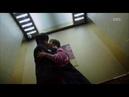 Park Si Hoo and Song Ji Hyo kiss scene