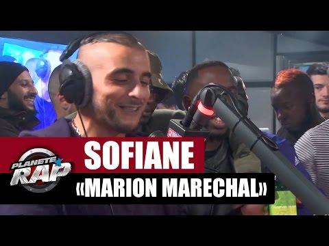 EXCLU Sofiane Marion Maréchal PlanèteRap