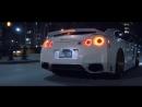 TeeMur - Big city life Nissan GT-R Street Racing (720p).mp4