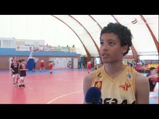 В Серпухове стартовал трёхдневный турнир по баскетболу среди юношей 2006-2007 гг. рождения