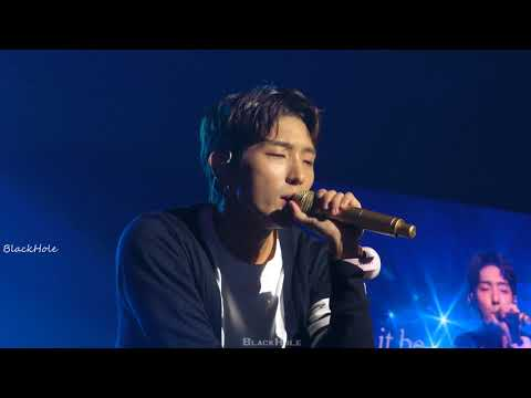[4K] Lee Joon Gi - 《LET IT BE》 in 2018 Seoul FM 이준기 李準基 イ・ジュンギ