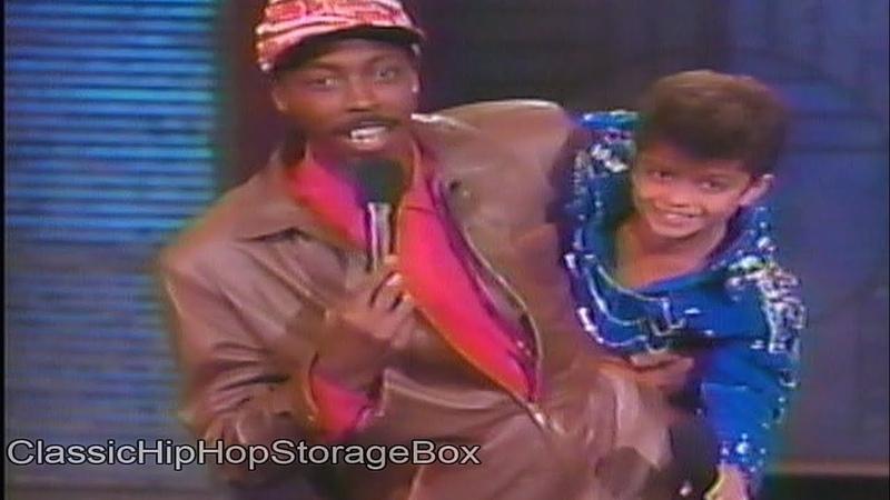 Bruno Mars (Six (6) year old Elvis Impersonator) vs. Dancing Grannies in 1991 (RARE)