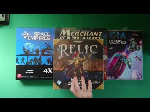 [DofC-7] Во что будем играть?.. Merchant of Venus, Xia, Relic, Space Empires 4X