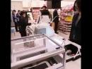 Супермаркет в Японии