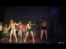 Танцевальный батл. 1 отряд