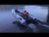 Лодочный мотор Mercury F15/20 EFI видео обзор часть №2