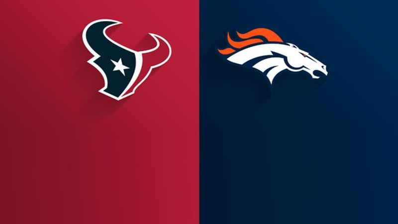 Week 09 / 04.11.2018 / HOU Texans @ DEN Broncos