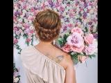 Коса-венок. Встречаем весну красиво! ♥