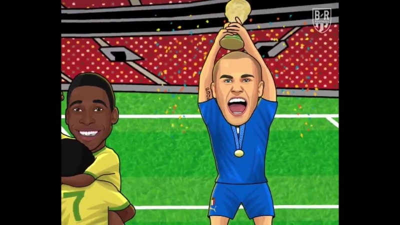 The WorldCup final. Time to make history.