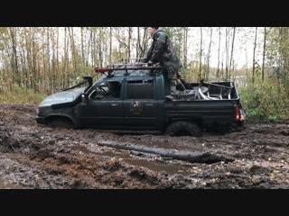 """Off- Road в болоте от ATV Клуба _""""ШАМАН_"""""""