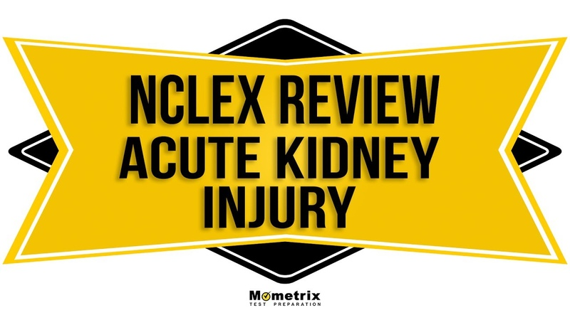 AKI Acute Kidney Injury NCLEX RN Review 2019