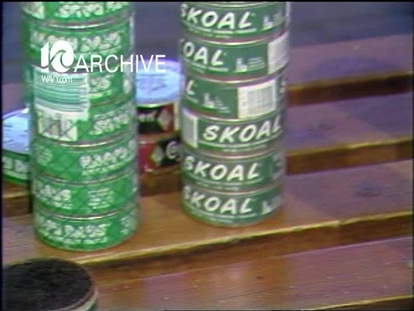 WAVY Archive 1979 Snuff Chewing Tobacco