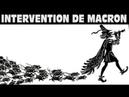 Comment Macron nous a entubé avec son intervention