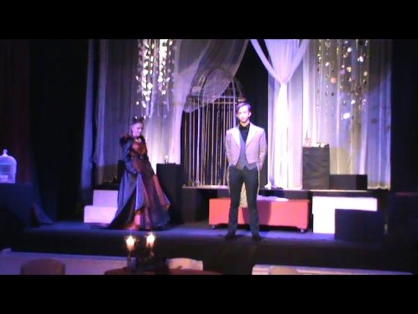 Мистическая драма Люди, любите друг друга... по мотивам Ф.Достоевского Кроткая. Часть 2