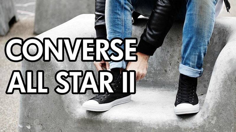 Review | Converse Chuck Taylor All Star II