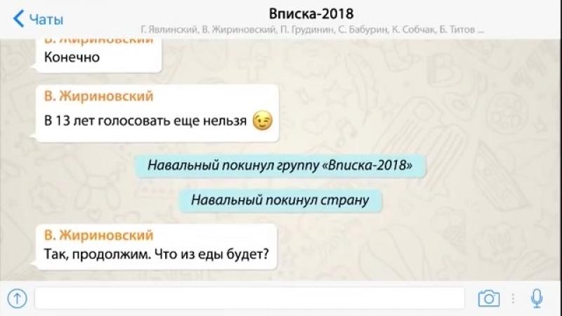 Вписка-2018
