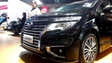 ALL NEW NISSAN ELGRAND  IN DETAILS  GREAT LUXURY MPV