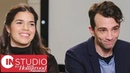 'How to Train Your Dragon 3' Jay Baruchel America Ferrera Talk The Trilogy's End | In Studio