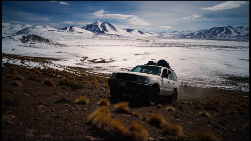 Мир Приключений - Экстремальный отдых в Боливии. На джипах через Анды. Зеленая лагуна. Laguna Verde