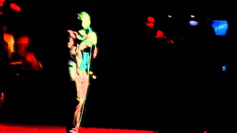Josh Groban Old Devil Moon From Finians Rainbow Zénith Paris 2.12.2015