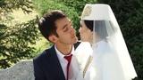 Невеста спела жениху на азербайджанском языке. Свадьба Ариф & Ақерке Семей 2018