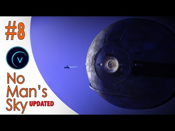 Почти хоррор | No Man's Sky 8