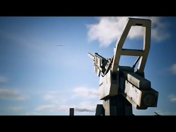 Ace Combat 7 Skies Unknown - Mission 12 Stonehenge Defensive (Russian Subtitles) Ps4\Walkthrough