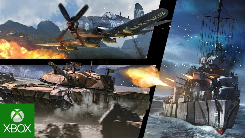 War Thunder Early Access Launch Trailer