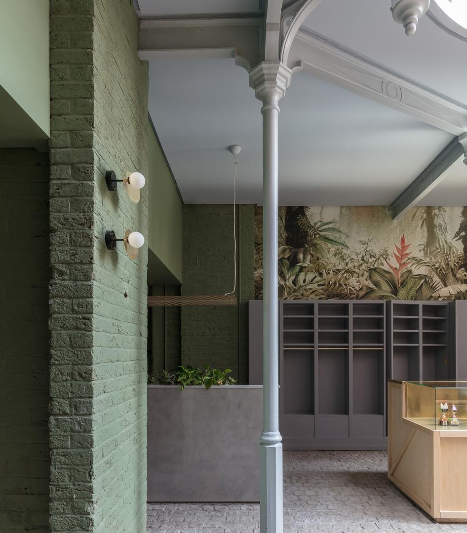 WHITWORTH LOCKE HOTEL IN MANCHESTER, UK BY GRZYWINSKI PONS.