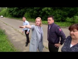 Андрей Воробьев приехал в ГО Богородский