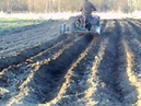 ATV bed forming plough